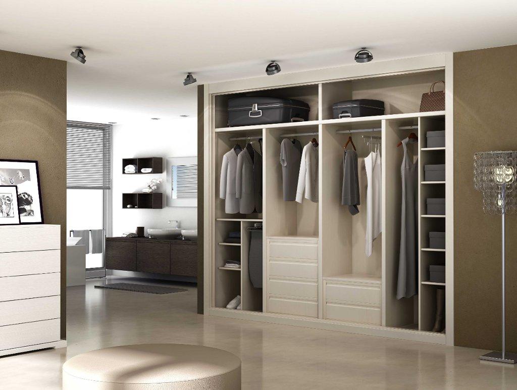 Interiores de armarios carpintero mata ebanista for Diseno interior de armarios