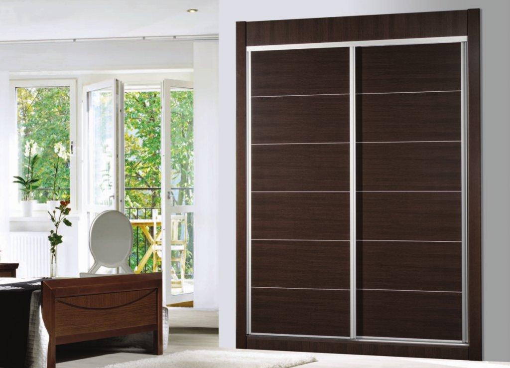 armarios a medida en madrid con puertas correderas en una habitacin