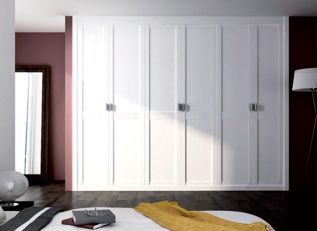 Puertas para armarios a medida ideas de disenos for Puertas a medida