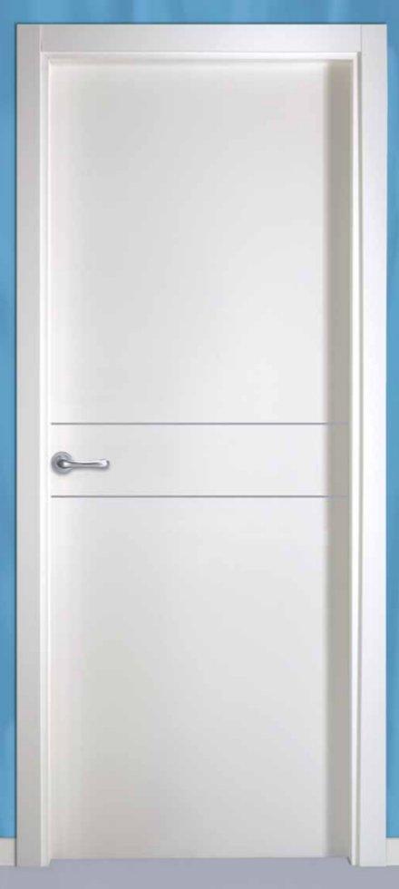 Puertas blancas precios best puertas de seguridad with for Puertas exterior aluminio baratas