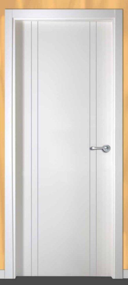 Puertas de interior en madrid carpintero mata ebanista - Aluminio para puertas ...