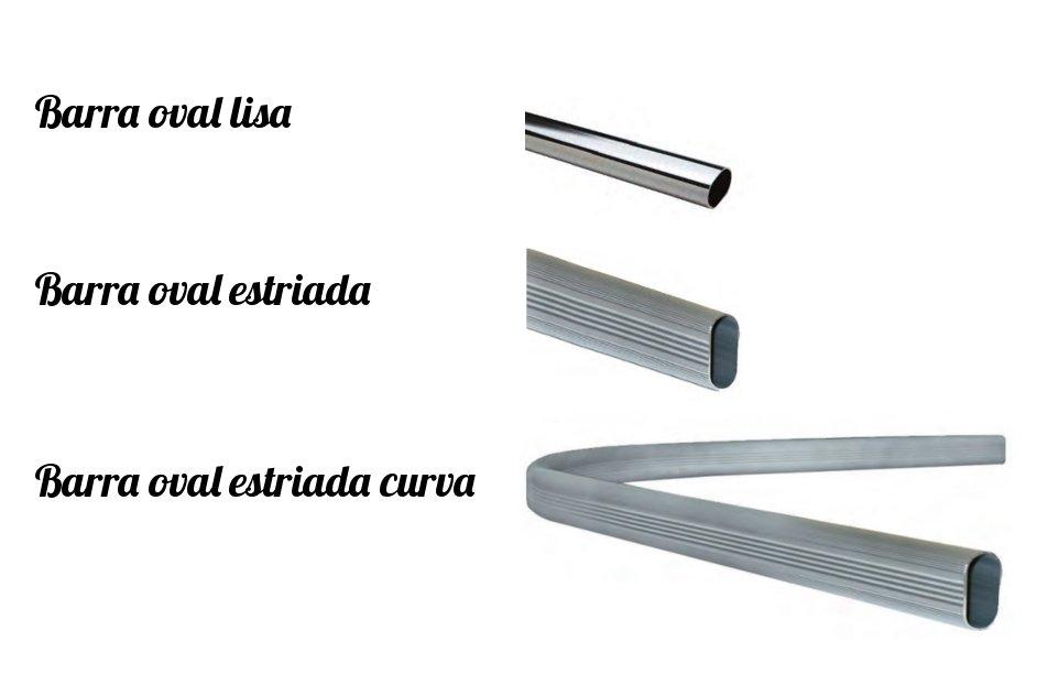 Barras de armarios complementos carpintero mata ebanista - Barras de armario ...
