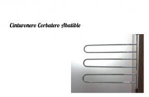 Cinturoneros corbateros abatibles. Complementos para armarios y muebles III.