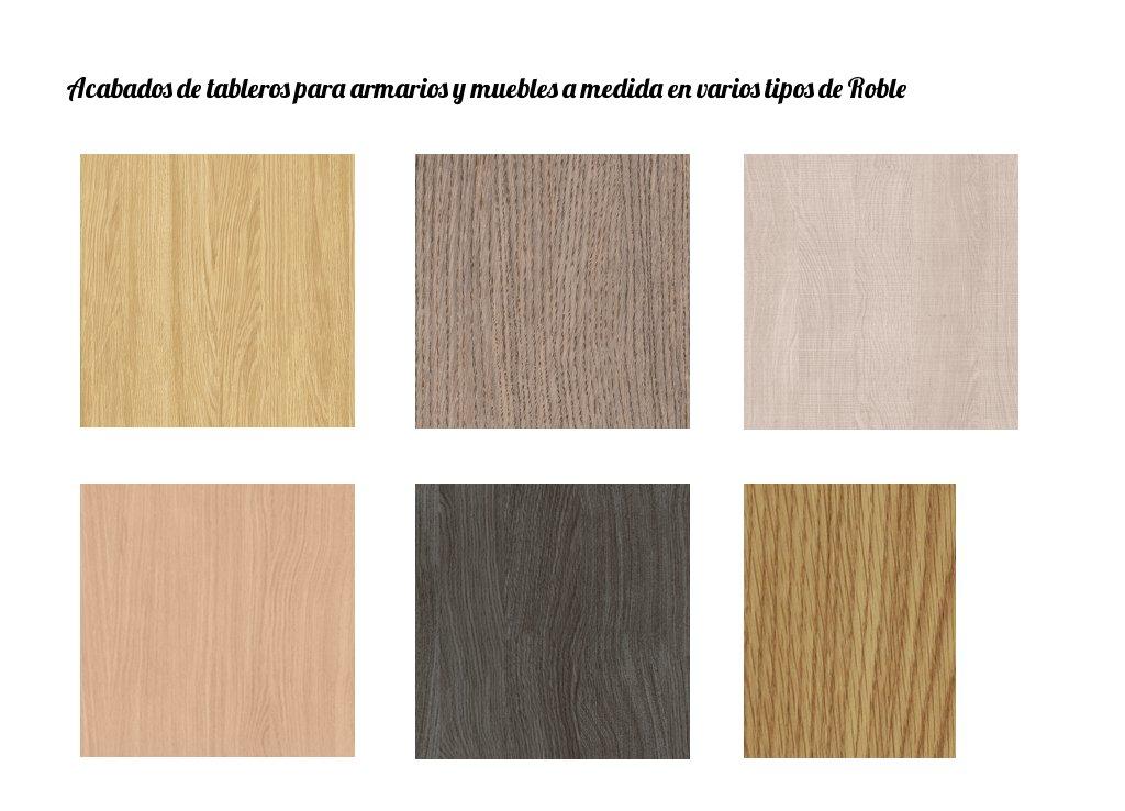 Acabados en madera para armarios y muebles - Carpintero Mata Ebanista