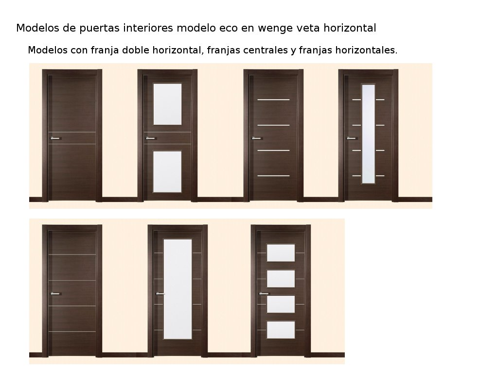Puertas interior economicas materiales de construcci n for Puertas economicas para interiores